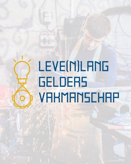 Interview Omroep Gelderland over uitreiking 750ste scholingsvoucher.