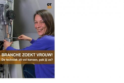 Omroep Gelderland schenkt aandacht aan het project Techniek zoekt vrouw